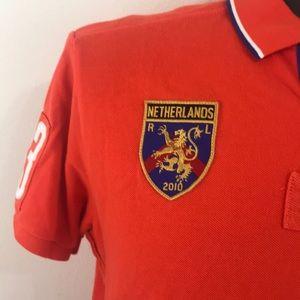 Polo Polo Polo Netherlands Ralph Shirt Ralph Lauren Lauren Netherlands Shirt Y2WED9HI